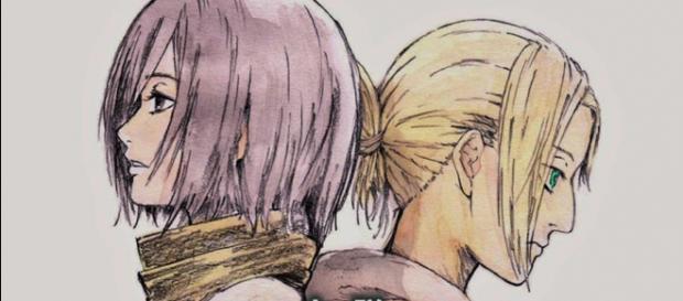 Nuevo póster promocional de Shingeki no Kyojin.