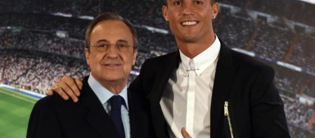 Real Madrid : Le message fort de Perez à l'encontre de Ronaldo !