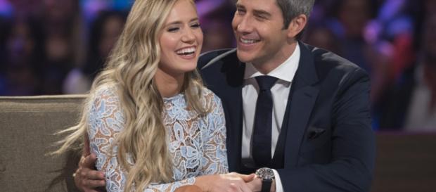 """Season 22 of """"The Bachelor"""" [Image via ABC/YouTube screencap]"""