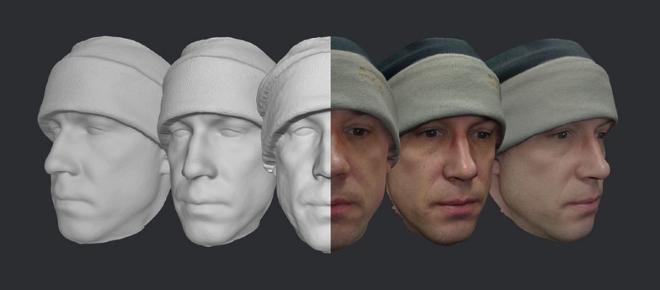 Aplicativo usa câmera frontal do iPhone X e cria selfie 3D super realista