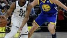 NBA : Utah humilie une pâle équipe de Golden State