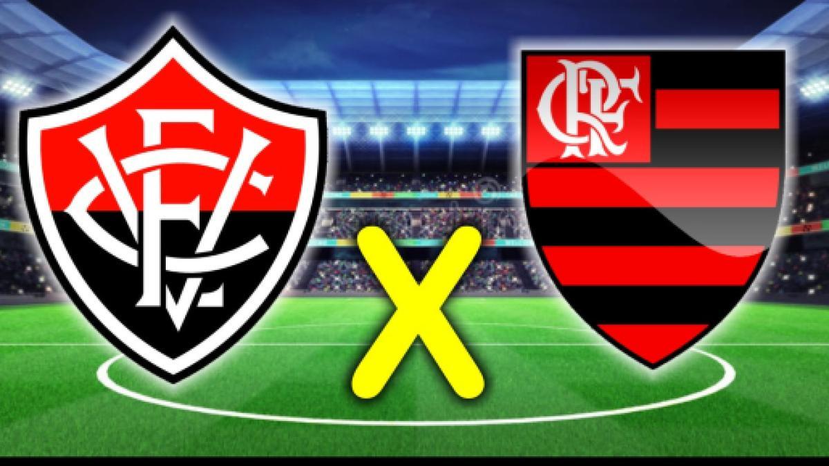 0c6bb1f324 Onde assistir Vitória X Flamengo ao vivo