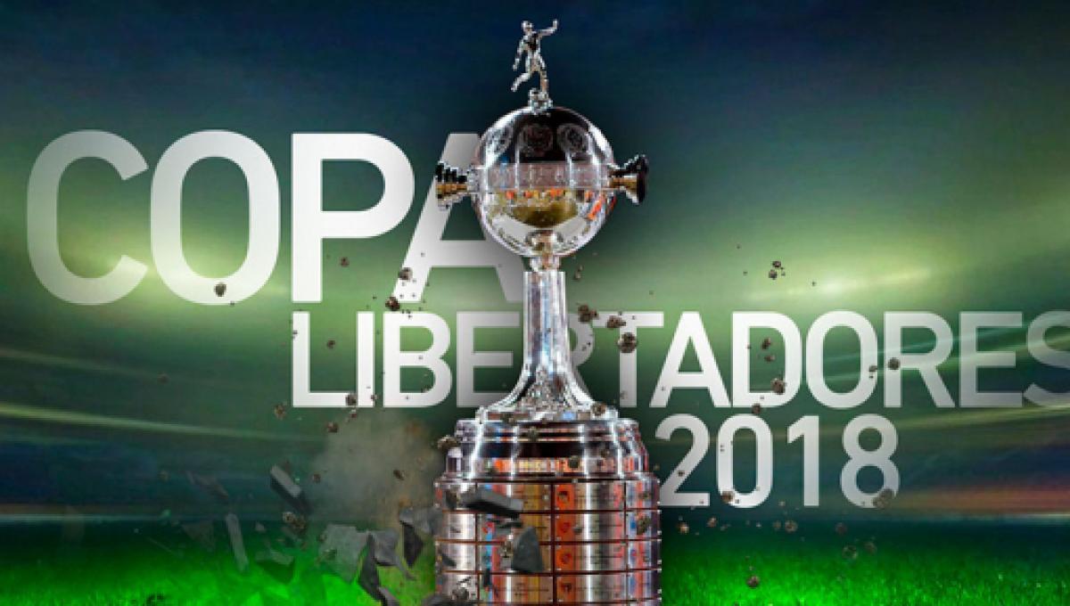 Resultado de imagem para copa libertadores 2018