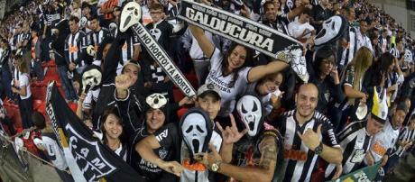 San Lorenzo x Atlético-MG ao vivo. (foto reprodução)