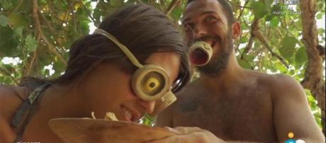 Supervivientes | Tocamientos en el Cayo.