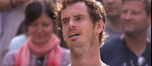 Andy Murray is a three-time Grand Slam winner. Photo: screenshot via Wimbledon channel on YouTube