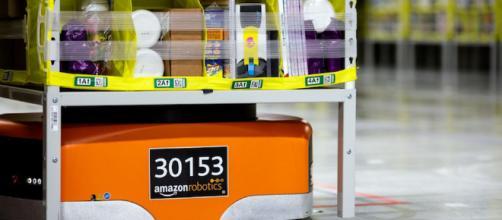 Amazon Robotics, Unidad de accionamiento.