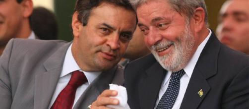 Após condenação de Lula, agora é a vez de Aécio que já tem julgamento marcado