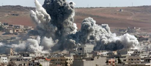 ataques en siria inconcebible violencia mundial