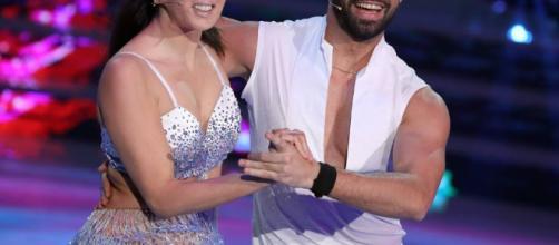Ballando con le stelle 2018, Cesare Bocci, il debutto della Notaro