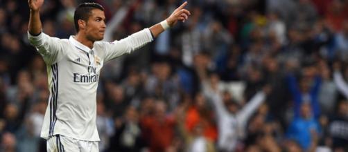 Cristiano Ronaldo ha trasformato un calcio di rigore all'ultimo minuto - eurosport.com