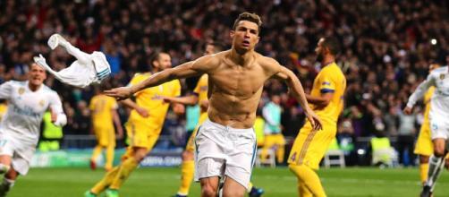 Cristiano se puso al Madrid el hombro en una noche que pintaba para catástrofe. MARCA.com.