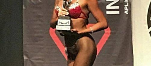 Em seu primeiro Campeonato 'Estreantes Paulista da Nabba/WFF 2018', disputou com meninas mais experientes, ficando em quarto lugar