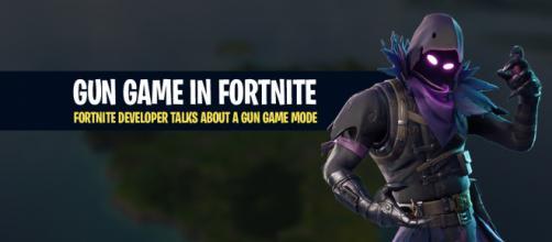 """Fortnite Battle Royale"" could get a Gun Game mode. Image Credit: Own work"