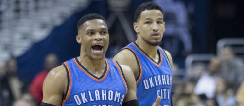 Russell Westbrook -- Wikimedia Commons