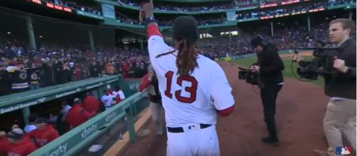 Red Sox are 9-1 to start the season - image - MLB/YouTube