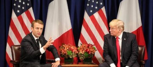 Syrie. Donald Trump et Emmanuel Macron souhaitent une réaction ferme - ouest-france.fr