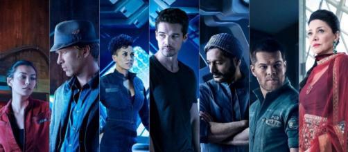 'The expanse' continuara expandiéndose con una nueva temporadas.