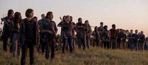 The Walking Dead : Un final de saison écrit comme une conclusion de toute la série ?