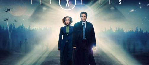 """The X-Files"": Los agentes del FBI investigan misterios paranormales."