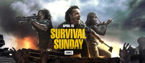 Who will come out the winner in The Walking Dead Season 8 finale battle? - [Image Credit: Walking Dead AMC Official FaceBook]