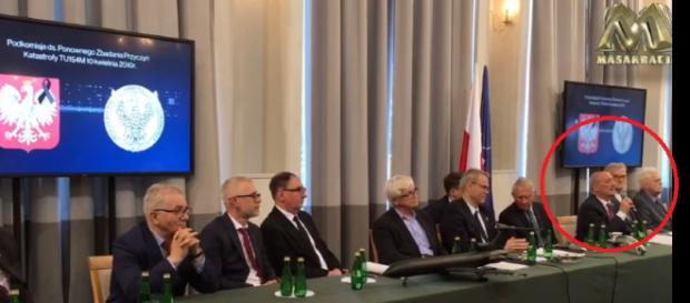 Antoni Macierewicz, były szef Ministerstwa Obrony Narodowej (youtube.com).