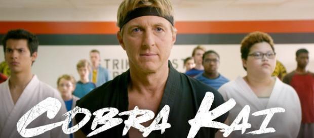 """Cobra Kai"", la serie de karatecas está de vuelta."