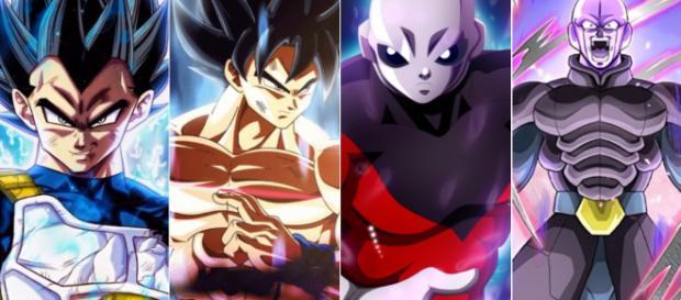 Die wahrscheinlich stärksten Krieger der bisher bekannten Universen!