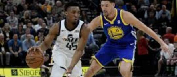 Donovan Mitchell dans ses oeuvres