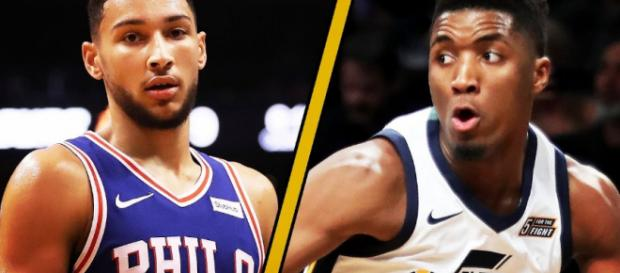 Donovan Mitchell or Ben Simmons? The ROY award is at stake. [Image via TYT Sports/YouTube]