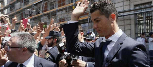 La nueva batalla de Cristiano Ronaldo con Hacienda