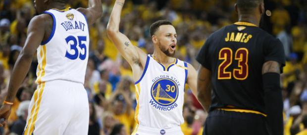 NBA : Golden State et Cleveland encore favoris   www ... - cnewsmatin.fr