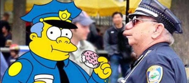 'Os Simpsons' da vida real, vejam as fotos