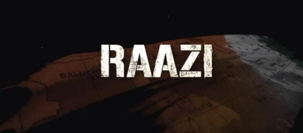RAAZI via Dharma Productions | YouTube