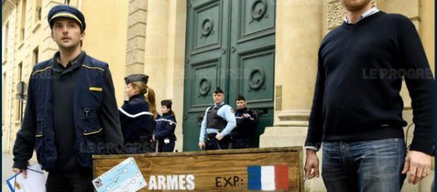 Rhône   Rwanda : une fausse caisse d'armes «livrée» par un ... - leprogres.fr