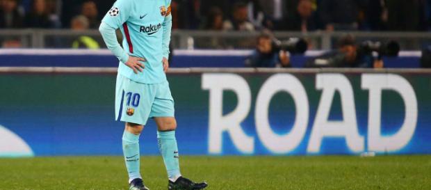 Roma dio el batacazo y eliminó al Barcelona de la Champions ... - com.ar