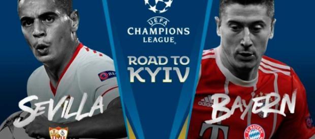 Rumbo a la semifinal de la UEFA CHAMPIONS LEAGUE