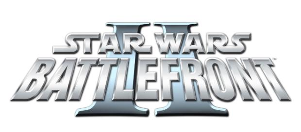 Title card for the 2005 release of 'Star Wars Battlefront II' - via wikimediacommons/LucasArts