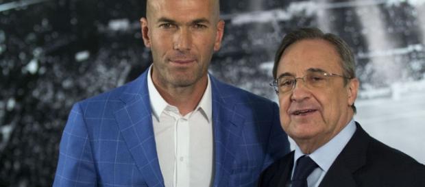 Zidane puede cambiar de aires para la próxima temporada