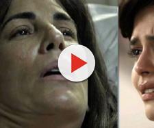 Beth e Adriana em 'O Outro Lado do Paraíso'