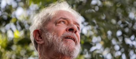 Lula recebeu visita dos familiares