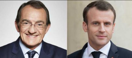 Macron convainquant sur le TF1 de Pernaut est à la fois Président, Premier Ministre et patron de LREM