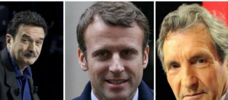 Macron face à Plenel et Bourdin. En grand communiquant, Macron a montré qu'il était un redoutable débatteur