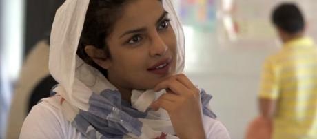 Priyanka Chopra lost Hollywood movie due to her skin color [ Image Credit: Priyanka Network/Youtube]