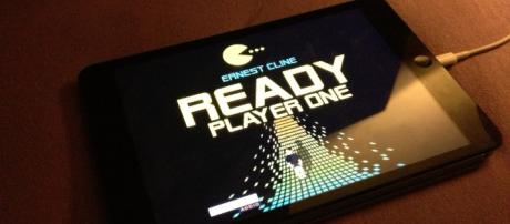 'Ready Player One' is now available on iPad. [Image source: szene - Flicker]