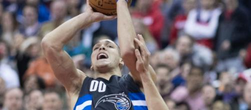 Aaron Gordon will be a restricted free agent in the offseason. Image Source: Flickr | Keith Allison