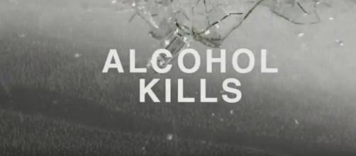 April is alcohol awareness month [image source - YouTube screenshot]