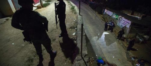 Aumenta la violencia en México: 'Lo único que hacen es enfrentar ... - nytimes.com