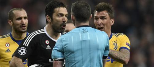 Buffon a muso duro contro Oliver