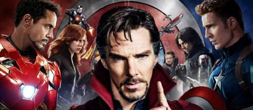 El doctor Strange podría ser uno de los personajes mas perseguidos por Thanos